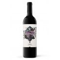 Tattoo Rouge - Vin rouge gourmand et rond