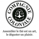 COMPAGNIE COLONIALE - Arts de la table